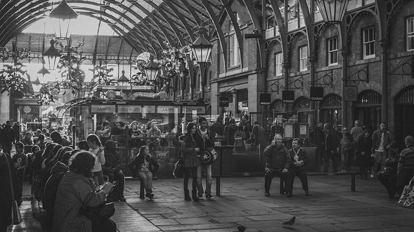 Covent Gardens Market