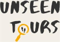 Unseen Tours footer logo