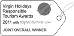 Virgin Holidays Responsible Tourism Award 2011