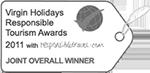 Virgin Holidays Responsible Tourism Award 2011