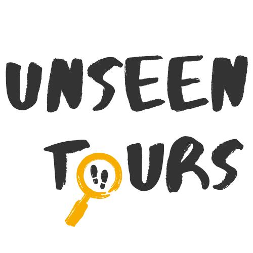 Unseen Tours logo