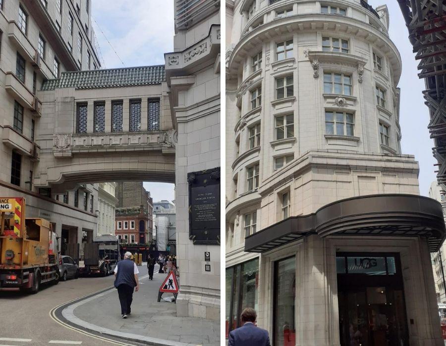 Unseen London, Palace Hotel